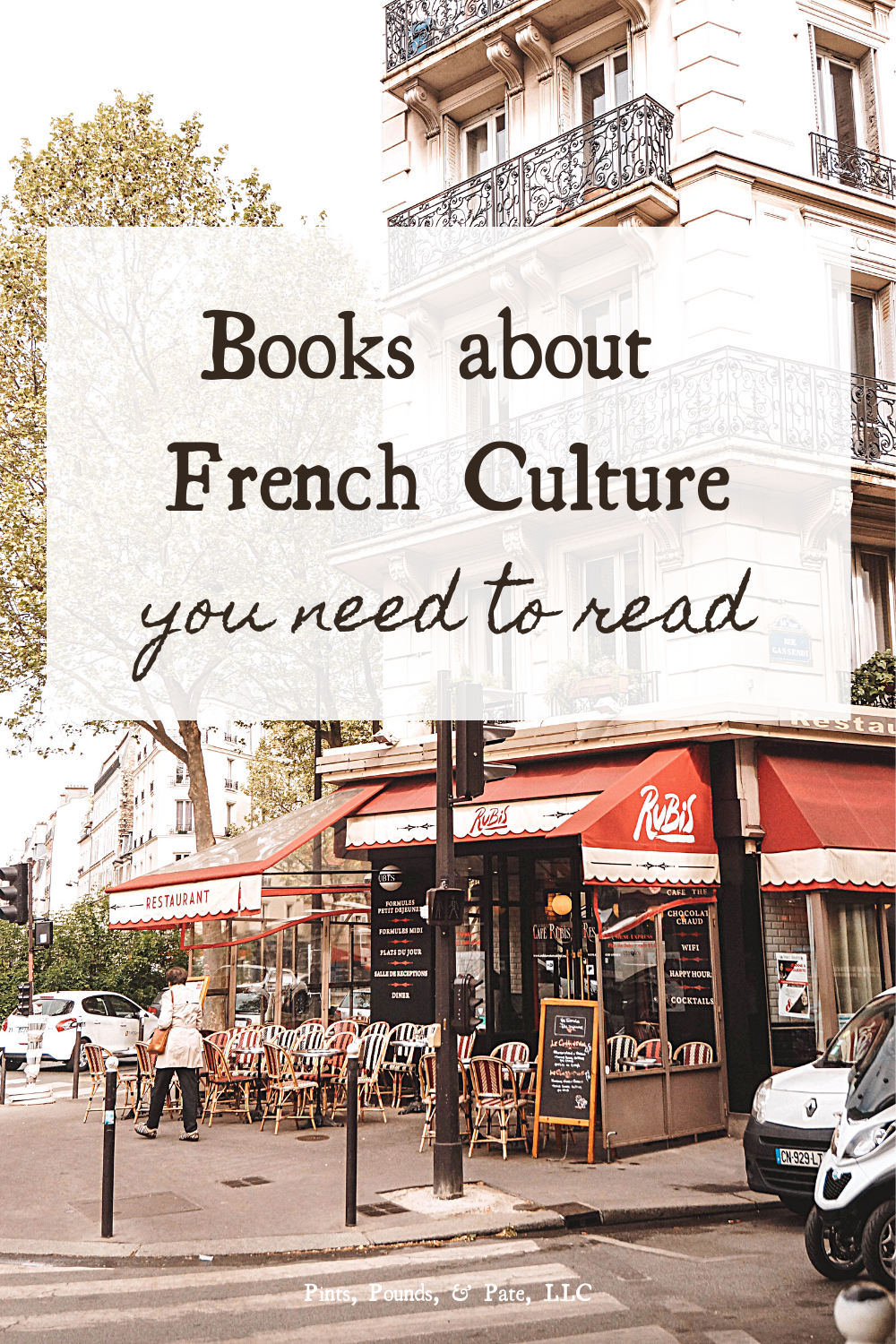 Books about French Culture