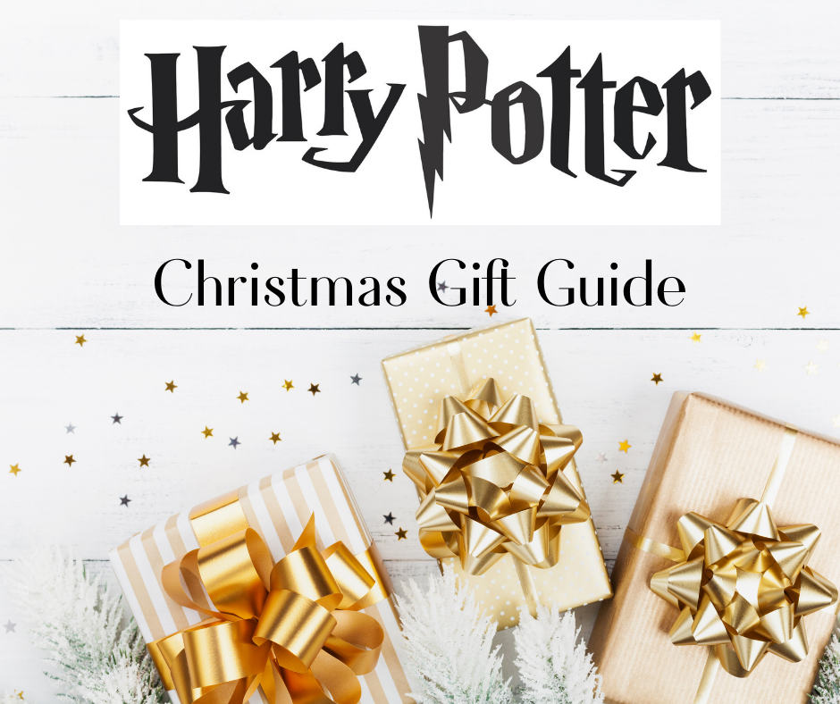 Harry Potter Christmas Gift Guide