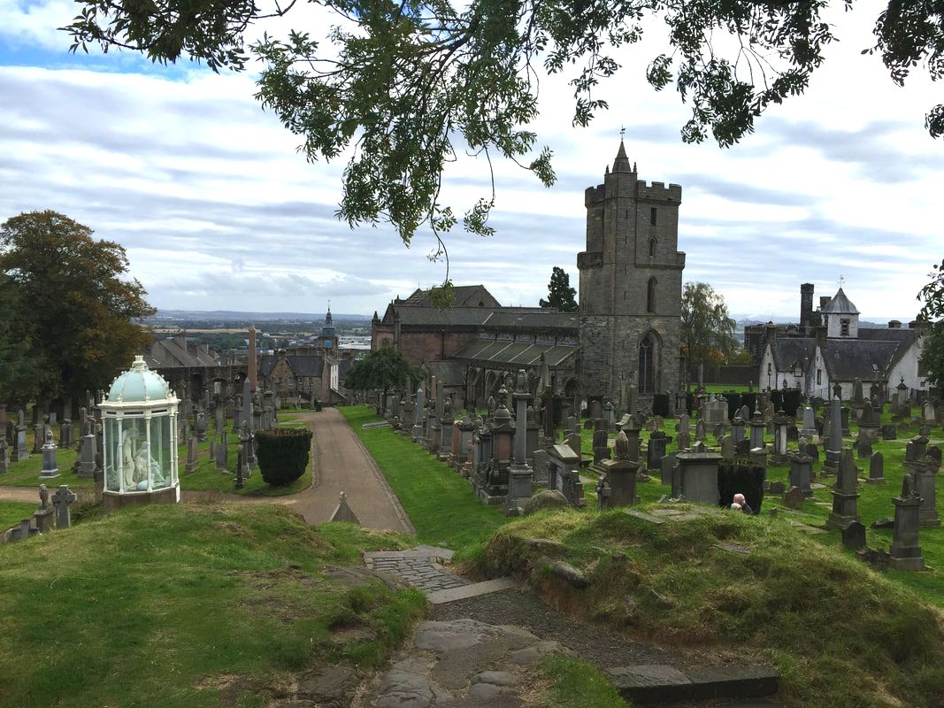 A Day Trip to Stirling from Edinburgh