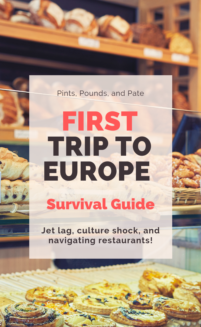 Preparing For Your First Trip to Europe