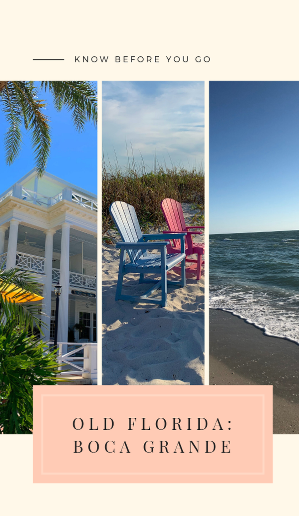What to see in Boca Grande, Florida