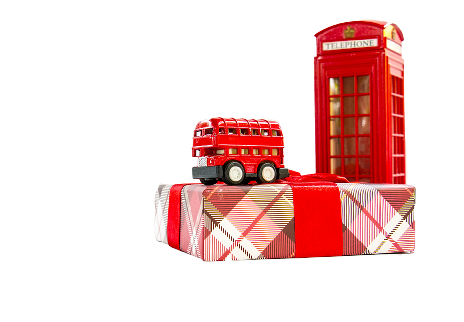 Christmas Gifts for Anglophiles