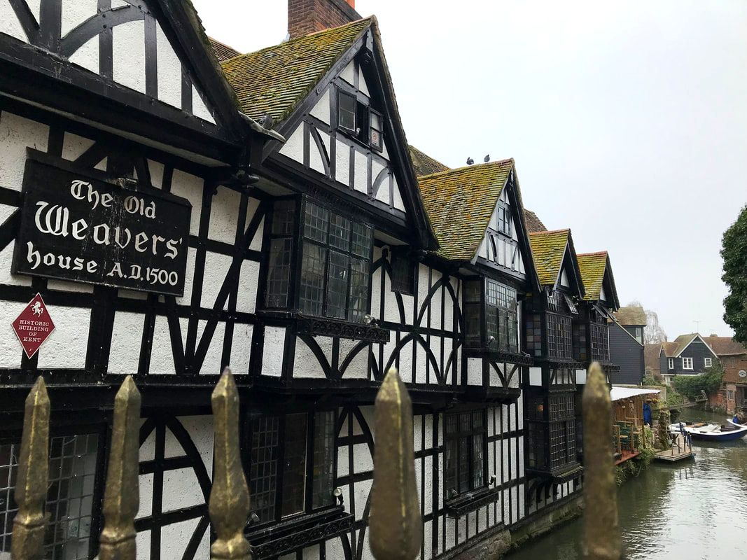 The Old Weavers' House Pub, Canterbury