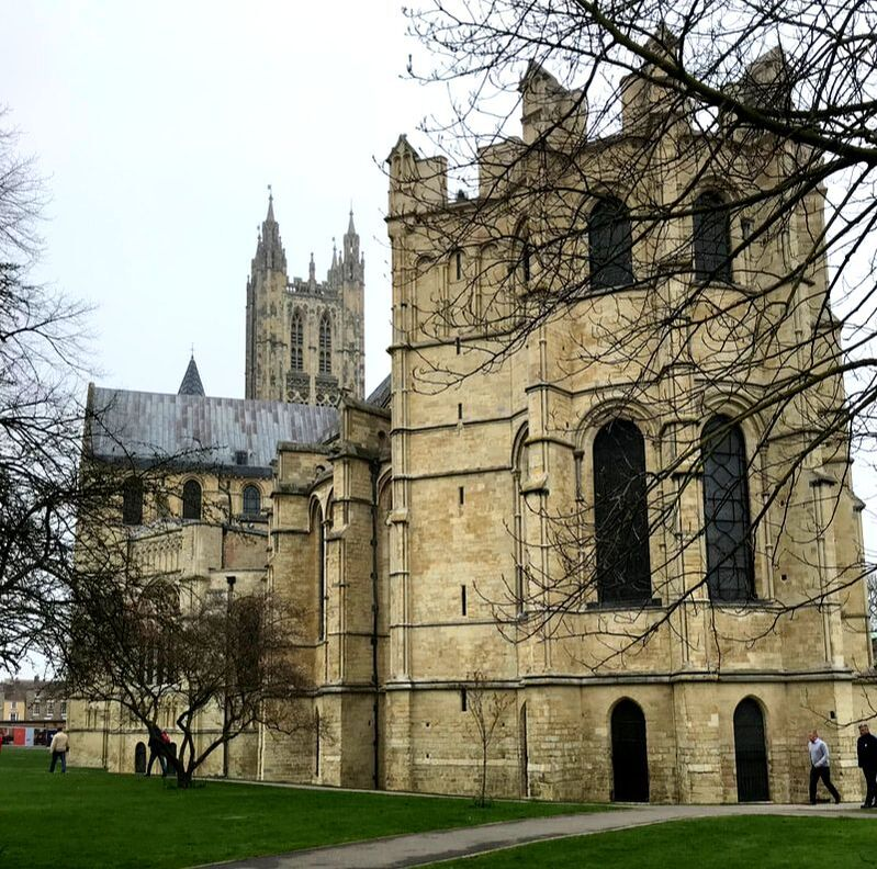 Visiting Canterbury from London
