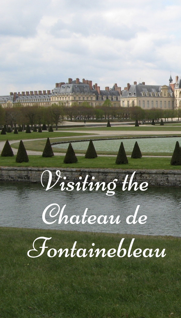 Visiting the Chateau de Fontainebleau, one of France's greatest chateaux, from Paris