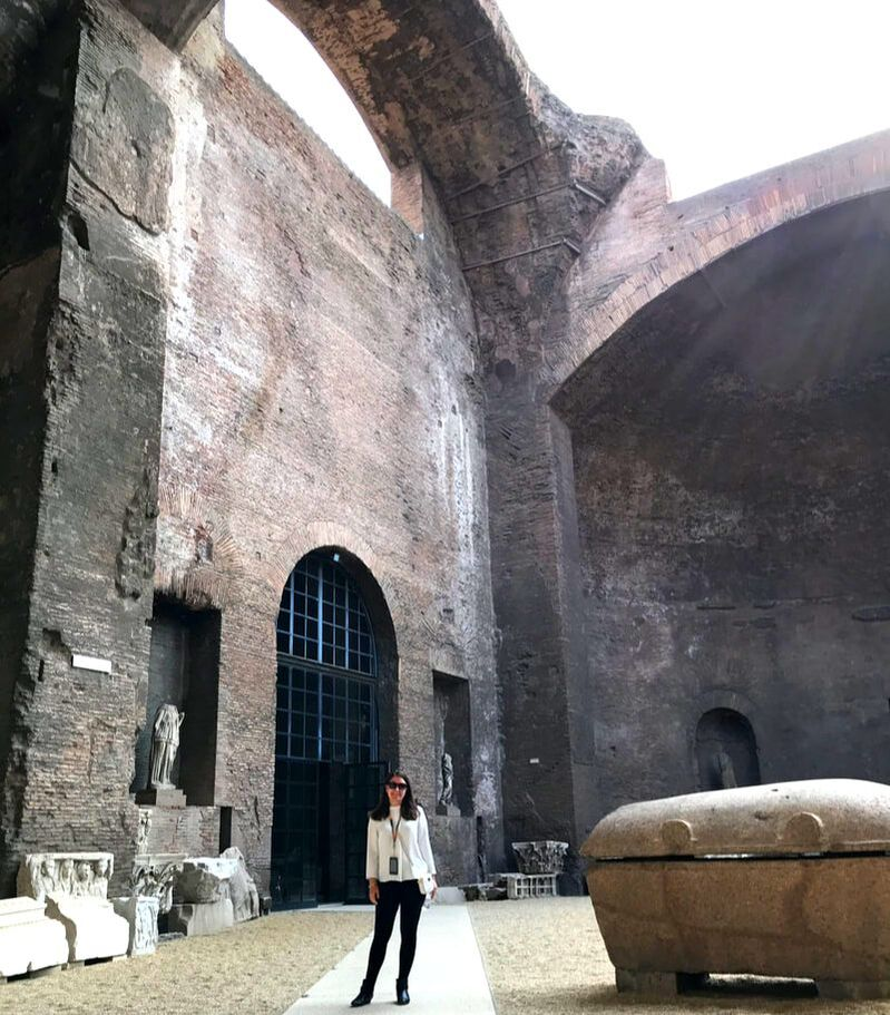 Baths of Diocletian, Rome