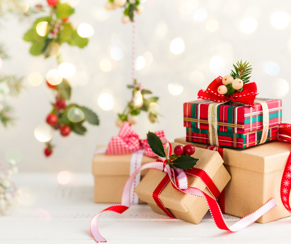 Christmas gift ideas for grown children